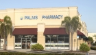 Palms Pharmacy outside view