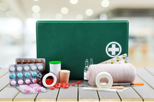 What Should You Keep in Your Medicine Kit at Home